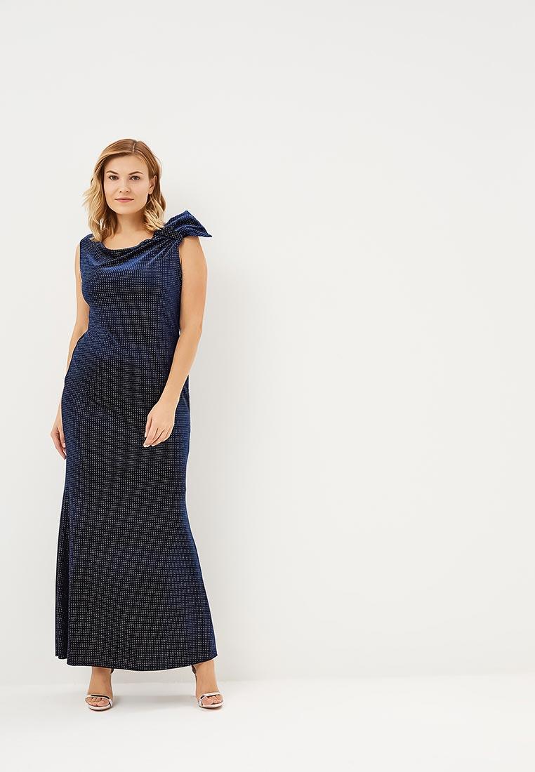 Вечернее / коктейльное платье Goddiva Size Plus DR1294QZP