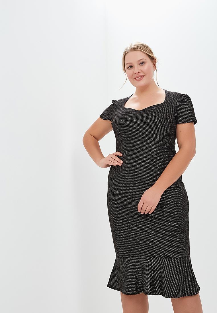 Вечернее / коктейльное платье Goddiva Size Plus DR1961P