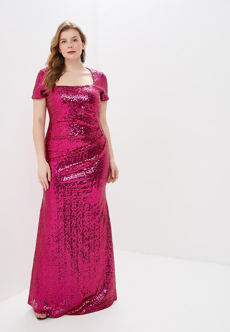 Вечернее / коктейльное платье Goddiva Size Plus DR335P