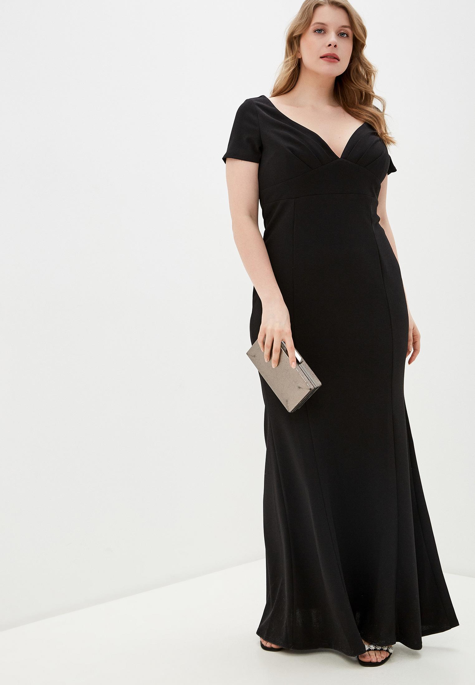 Вечернее / коктейльное платье Goddiva Size Plus DR2590P