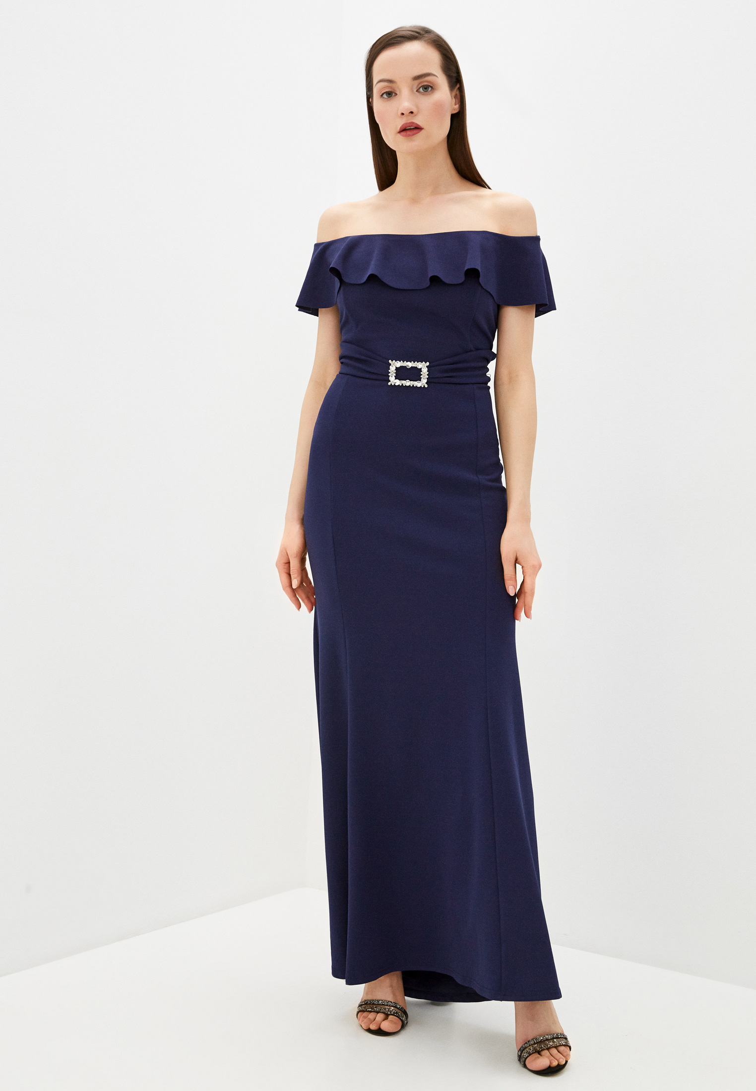 Вечернее / коктейльное платье Goddiva Size Plus DR2344P