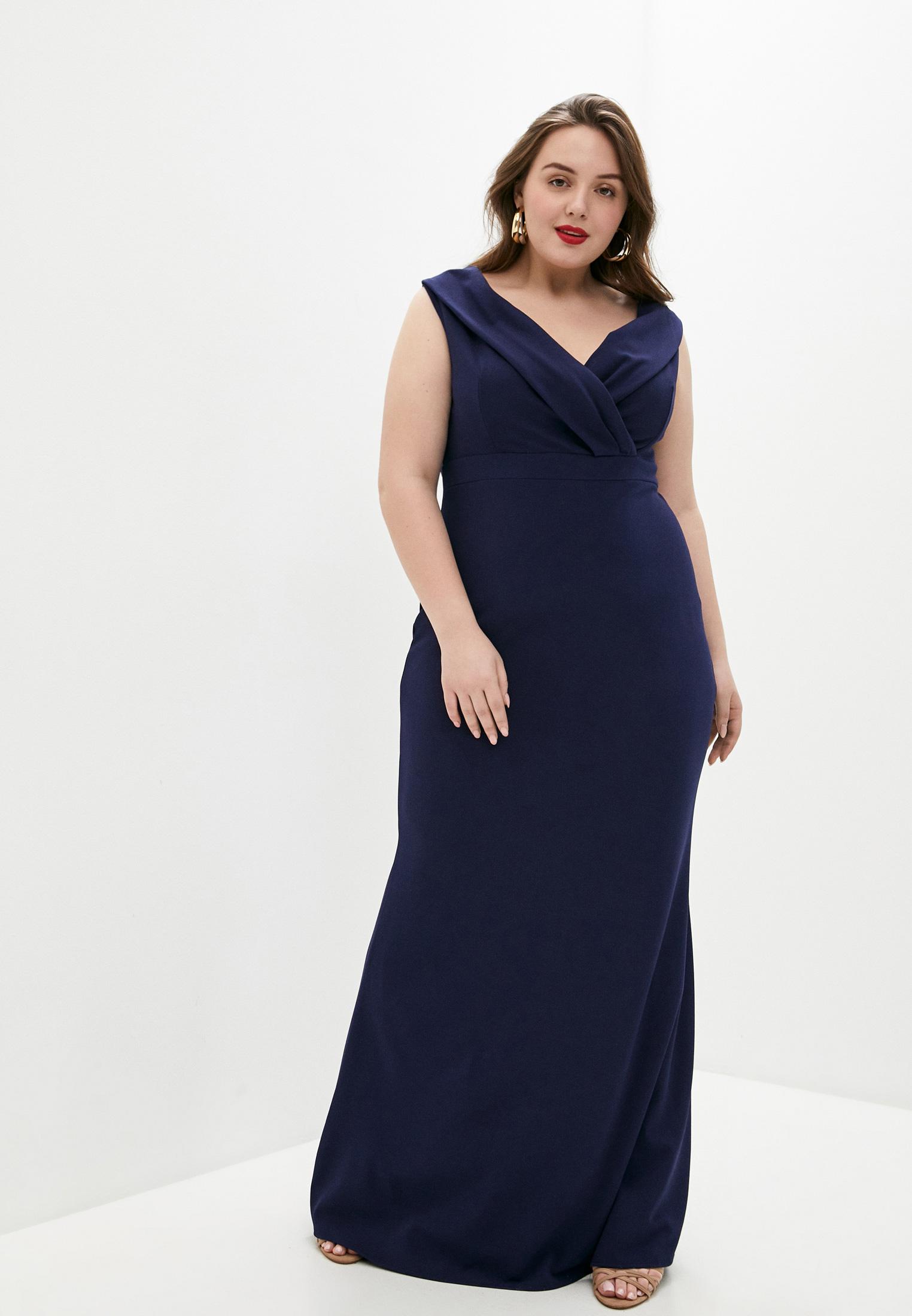 Вечернее / коктейльное платье Goddiva Size Plus DR2290P