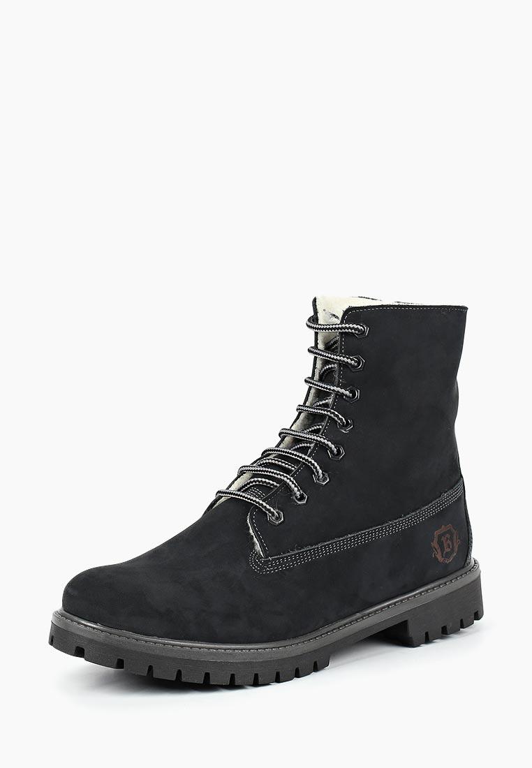 Мужские ботинки GOODZONE 8713-07-07Ш