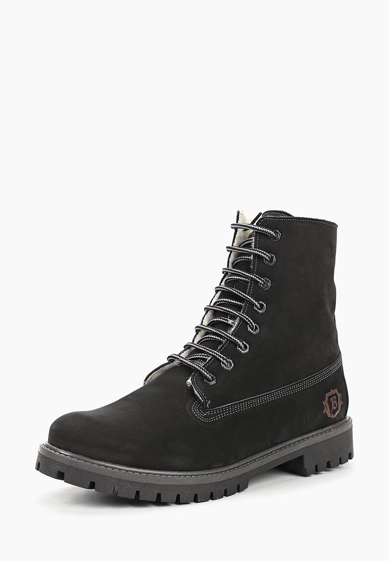 Мужские ботинки GOODZONE 8713-01-07Ш
