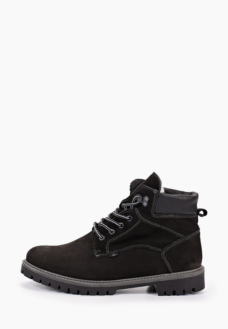 Мужские ботинки GOODZONE 4645-01-07Ш