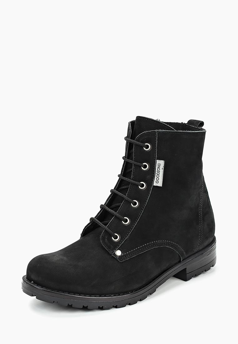 Женские ботинки GOODZONE 6420-01-07М