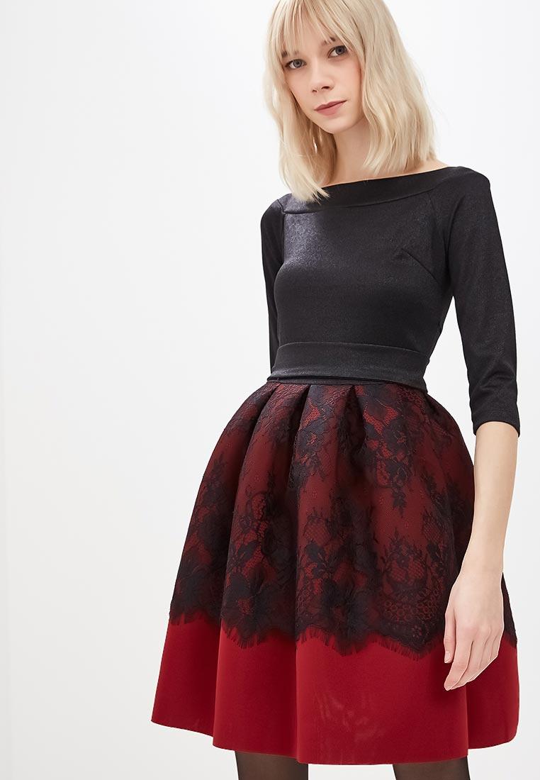 Вечернее / коктейльное платье Goldrai 1109