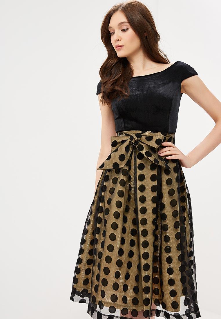 Вечернее / коктейльное платье Goldrai 1103