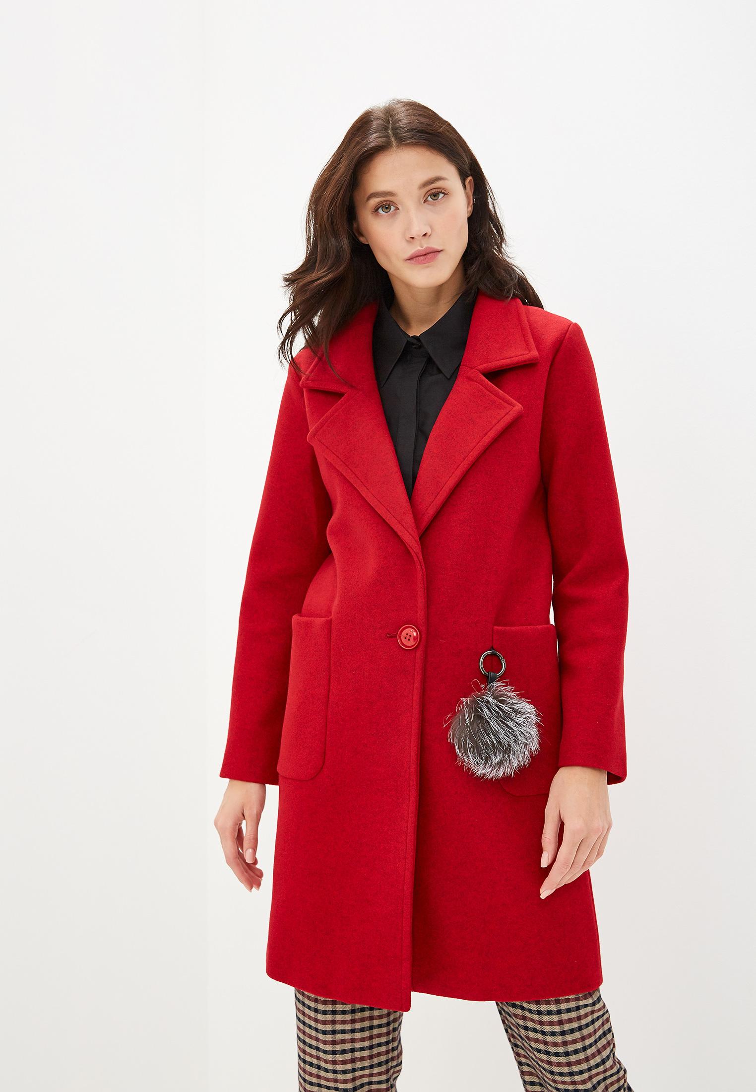Открытка пальто, днем