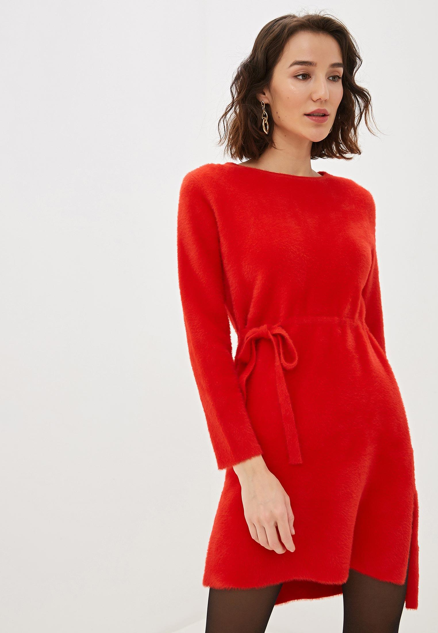 Вязаное платье Goldrai 2796-1