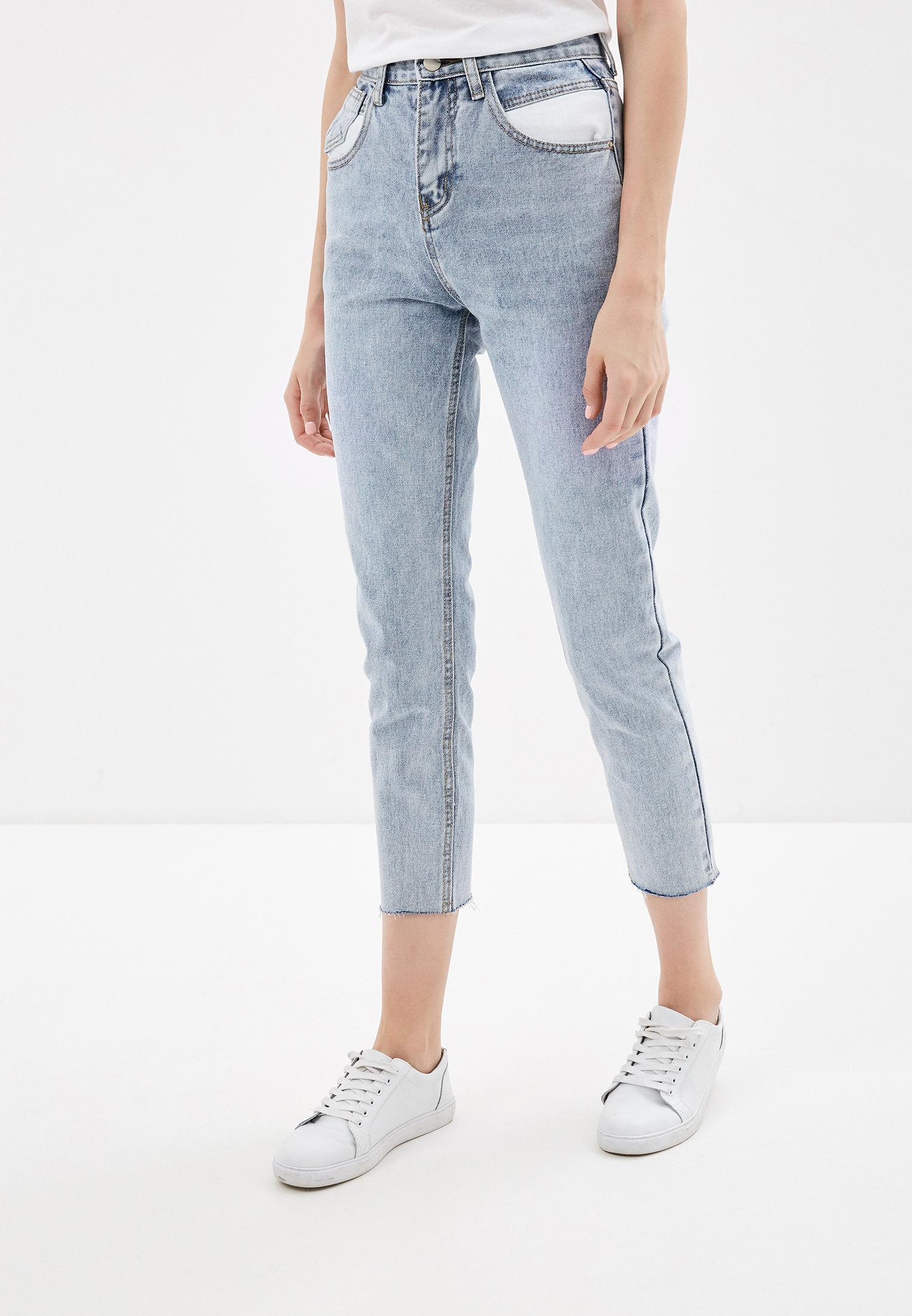 Зауженные джинсы Goldrai 9728