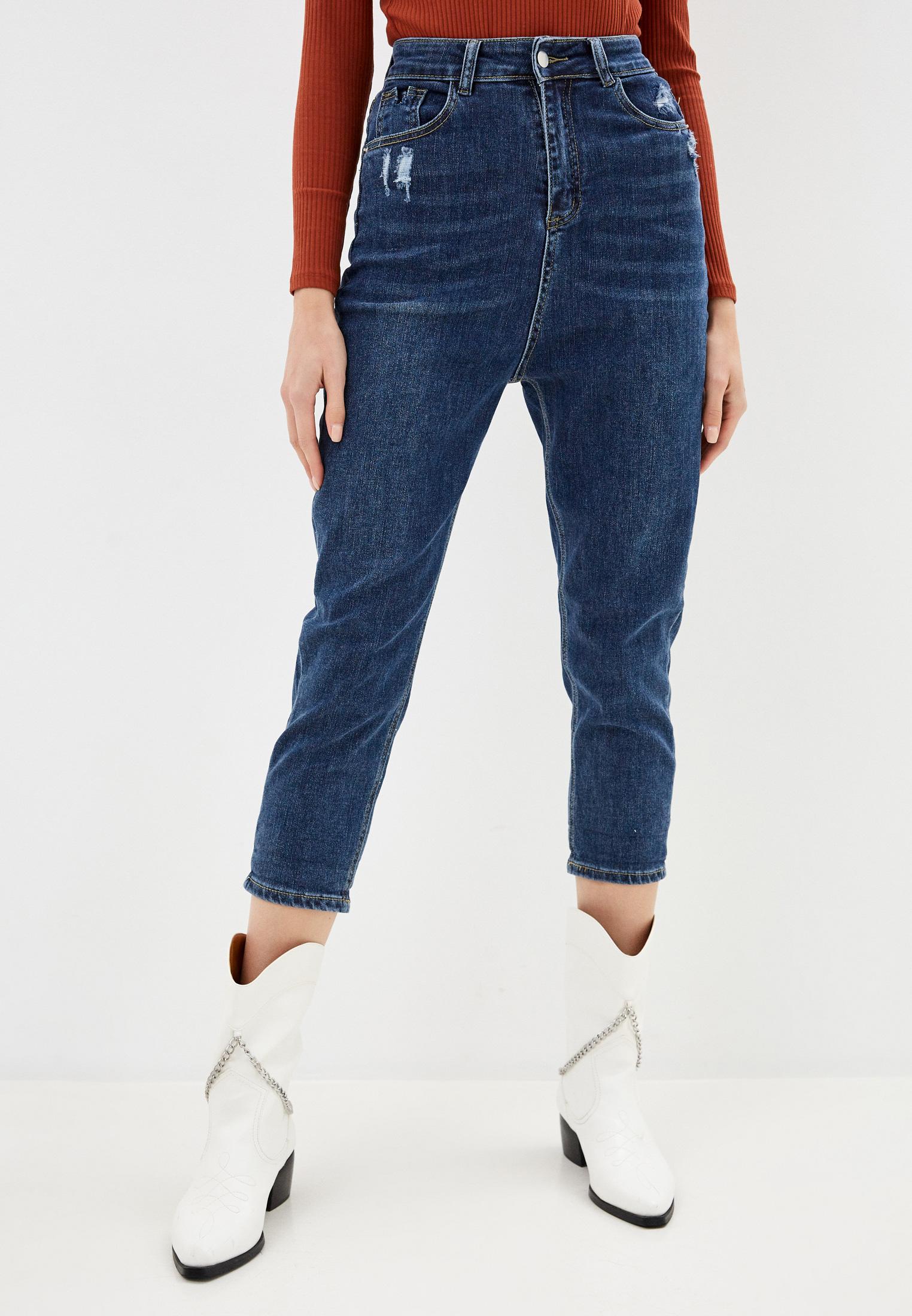 Прямые джинсы Goldrai 9015