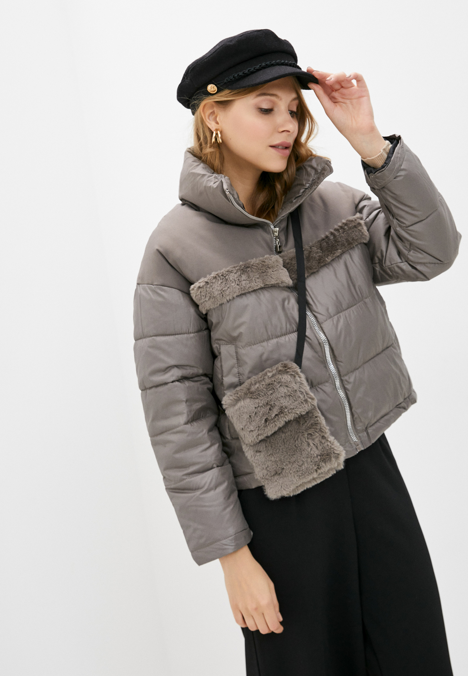 Утепленная куртка Goldrai 90186