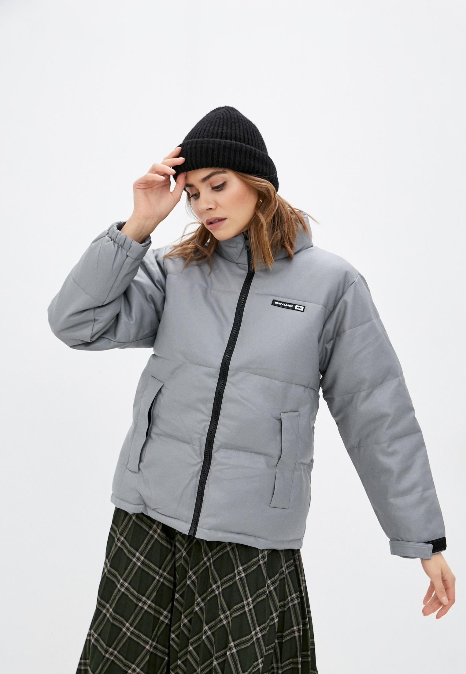 Кожаная куртка Goldrai Куртка кожаная Goldrai