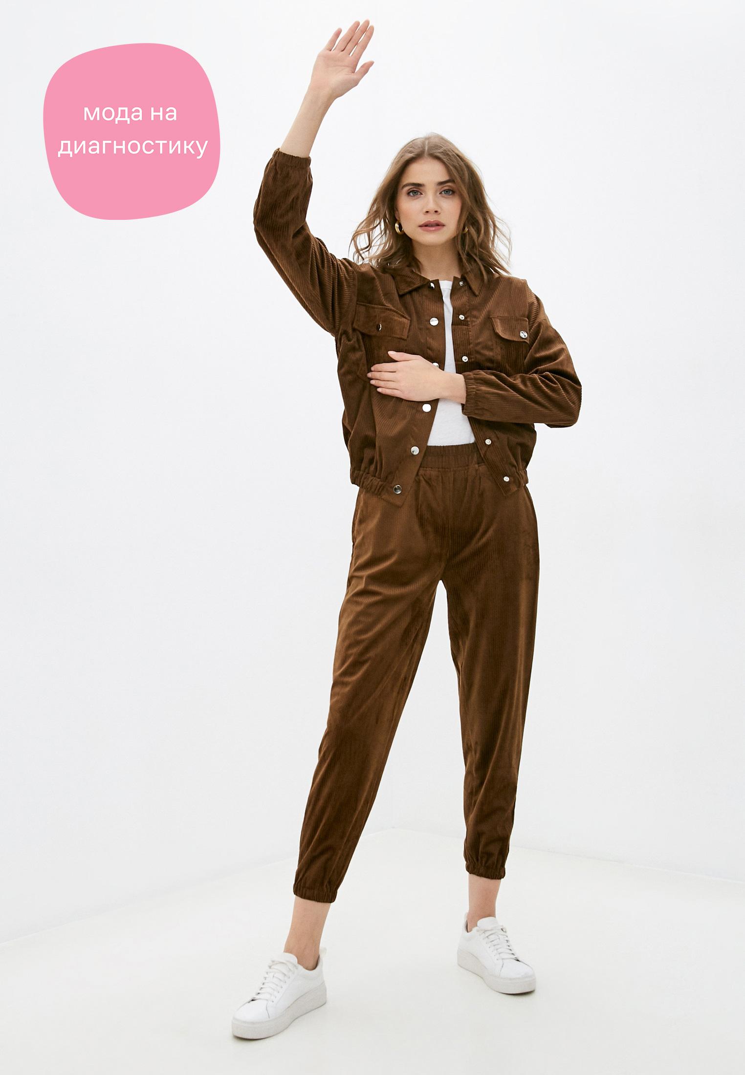 Костюм с брюками Goldrai 1007