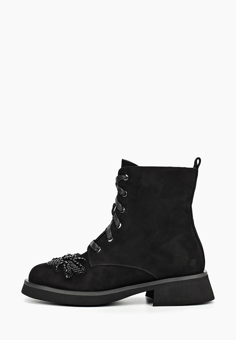 Женские ботинки Grand Style 6116X-Y0601-1B-B