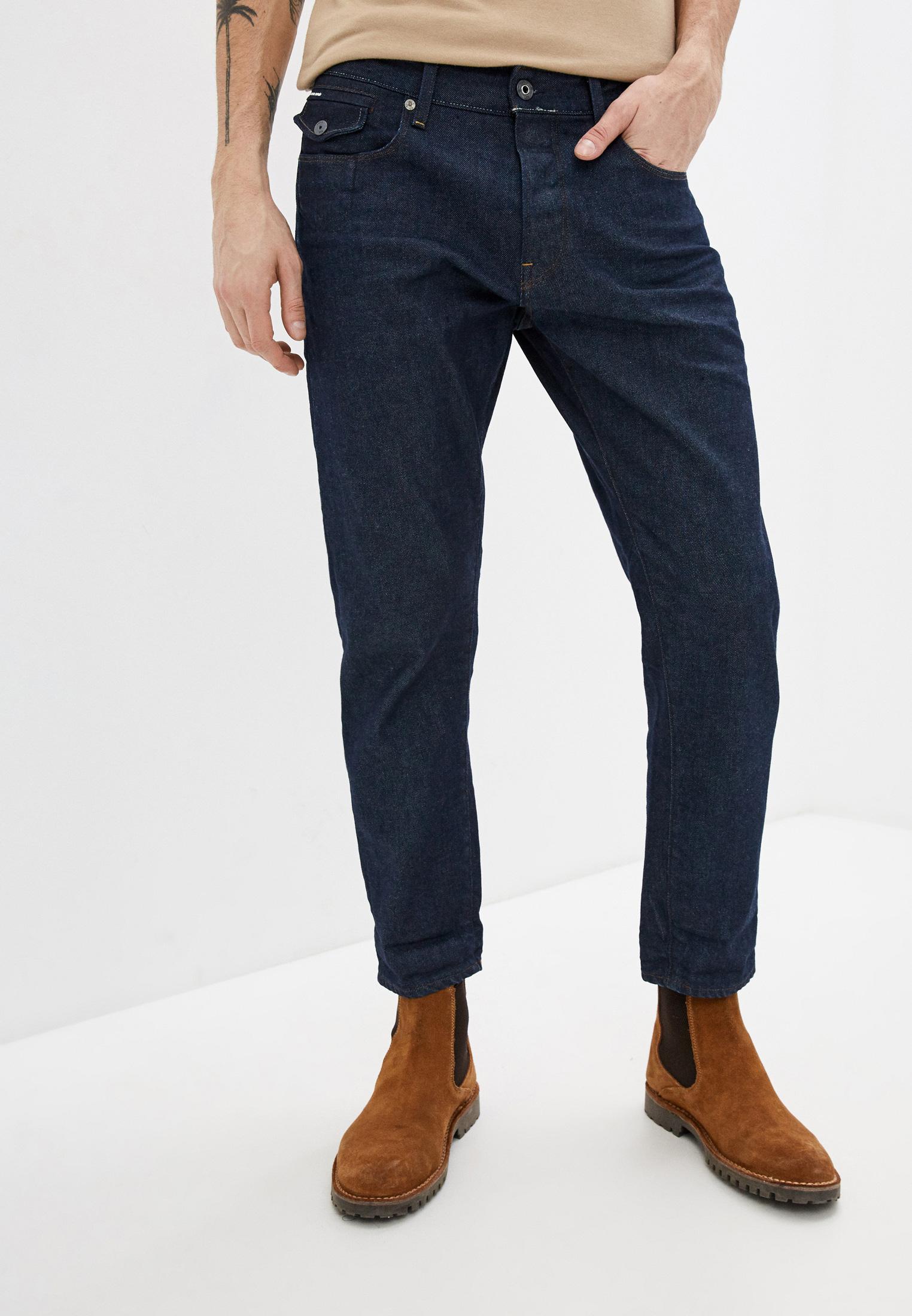 Мужские прямые джинсы G-Star D15386