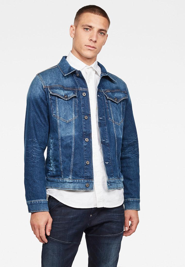 Джинсовая куртка G-Star D11150