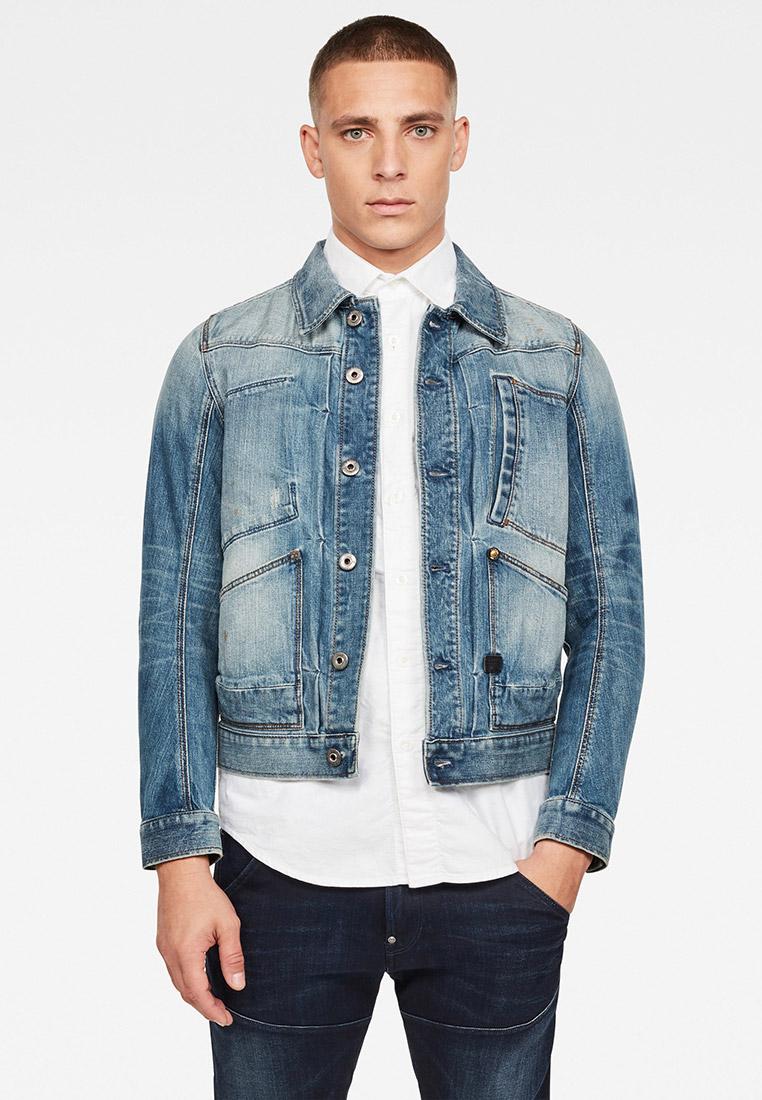 Джинсовая куртка G-Star D15689