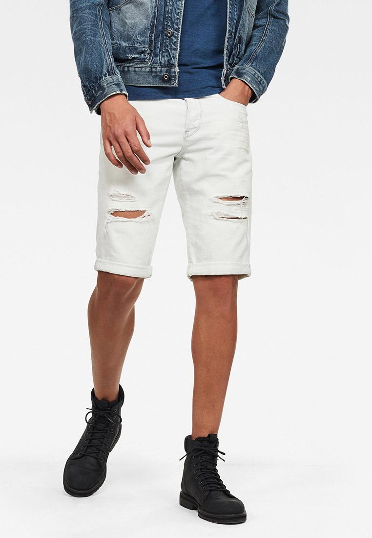 Мужские джинсовые шорты G-Star D17417