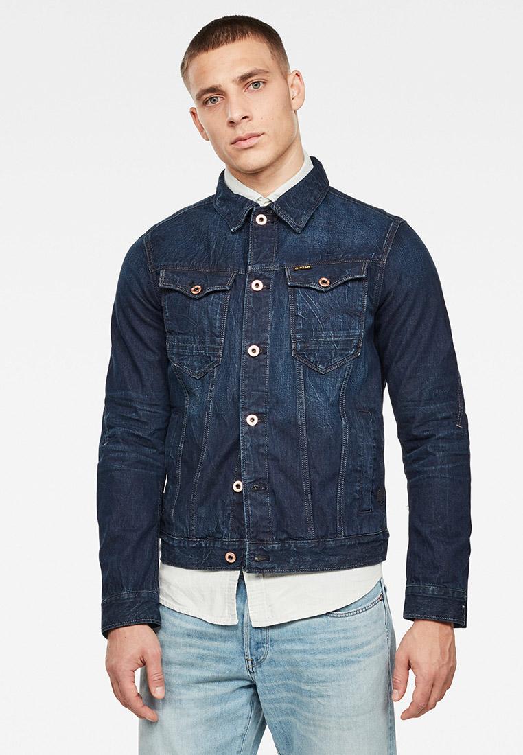 Джинсовая куртка G-Star D15905