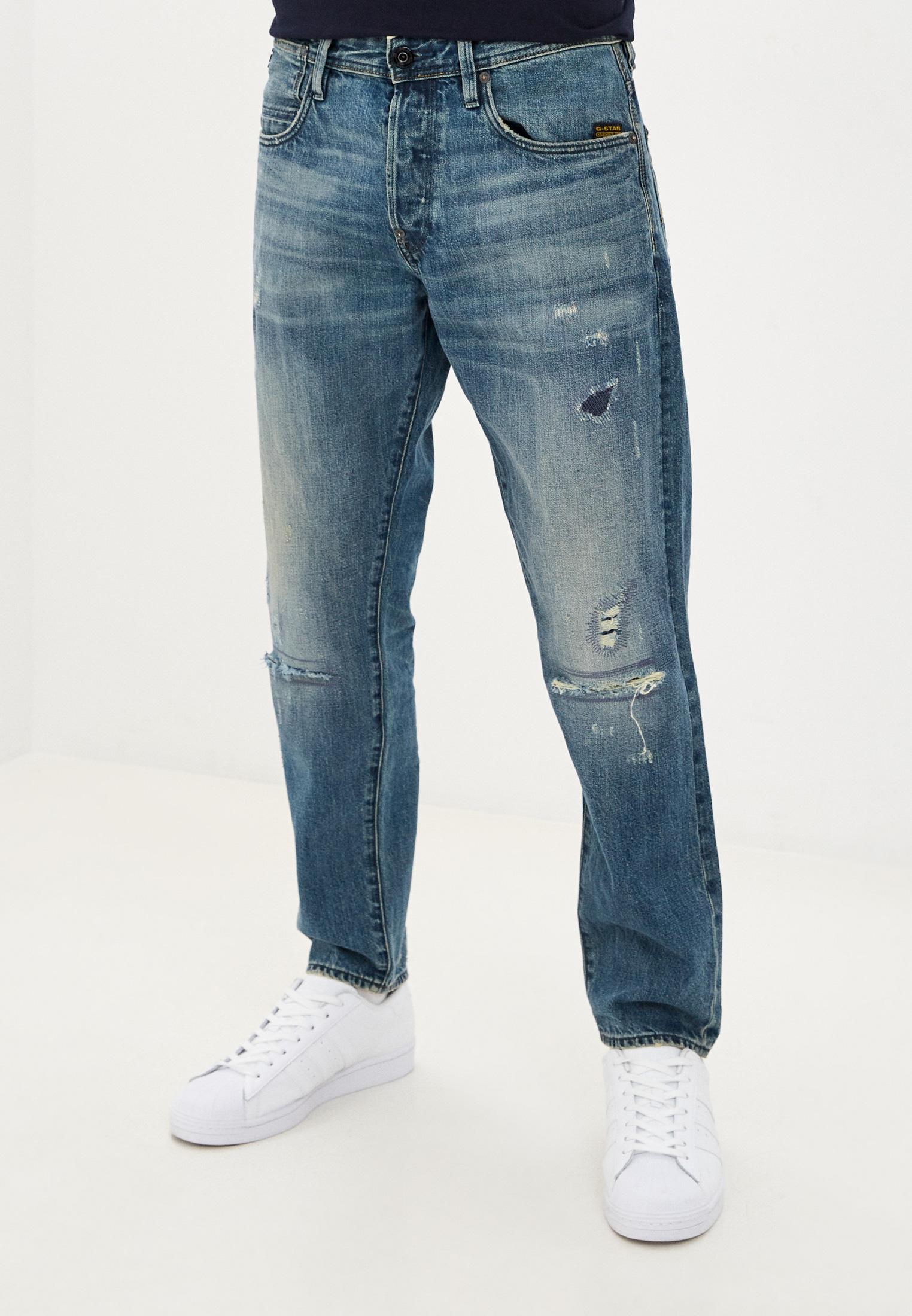 Зауженные джинсы G-Star D17797-B988