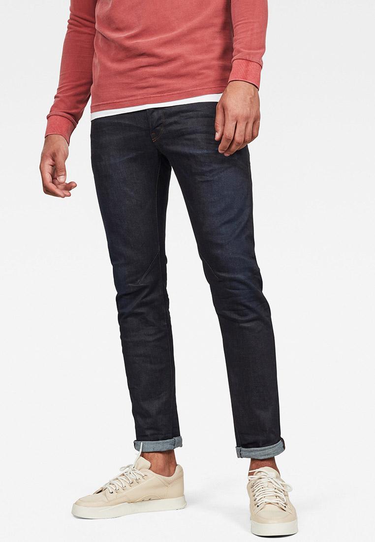 Зауженные джинсы G-Star D06761-7209