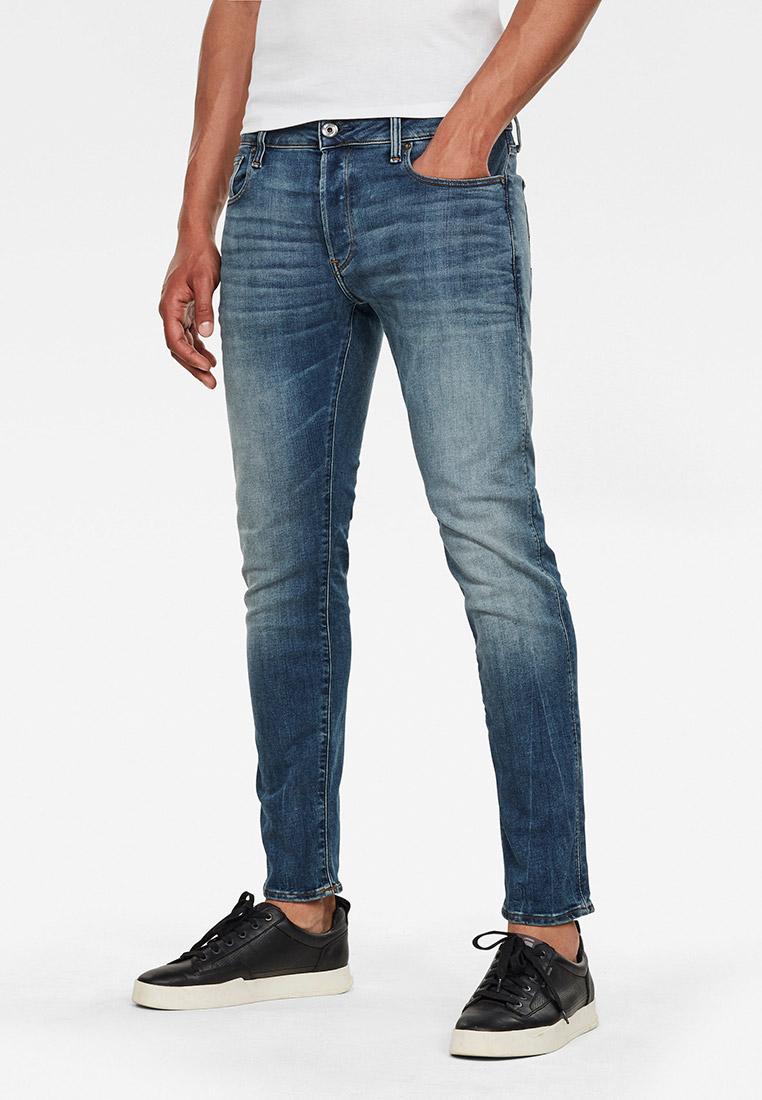 Зауженные джинсы G-Star 51001-8968