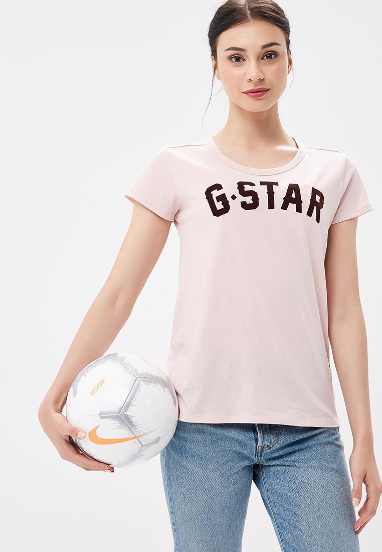 Футболка с коротким рукавом G-Star D10969