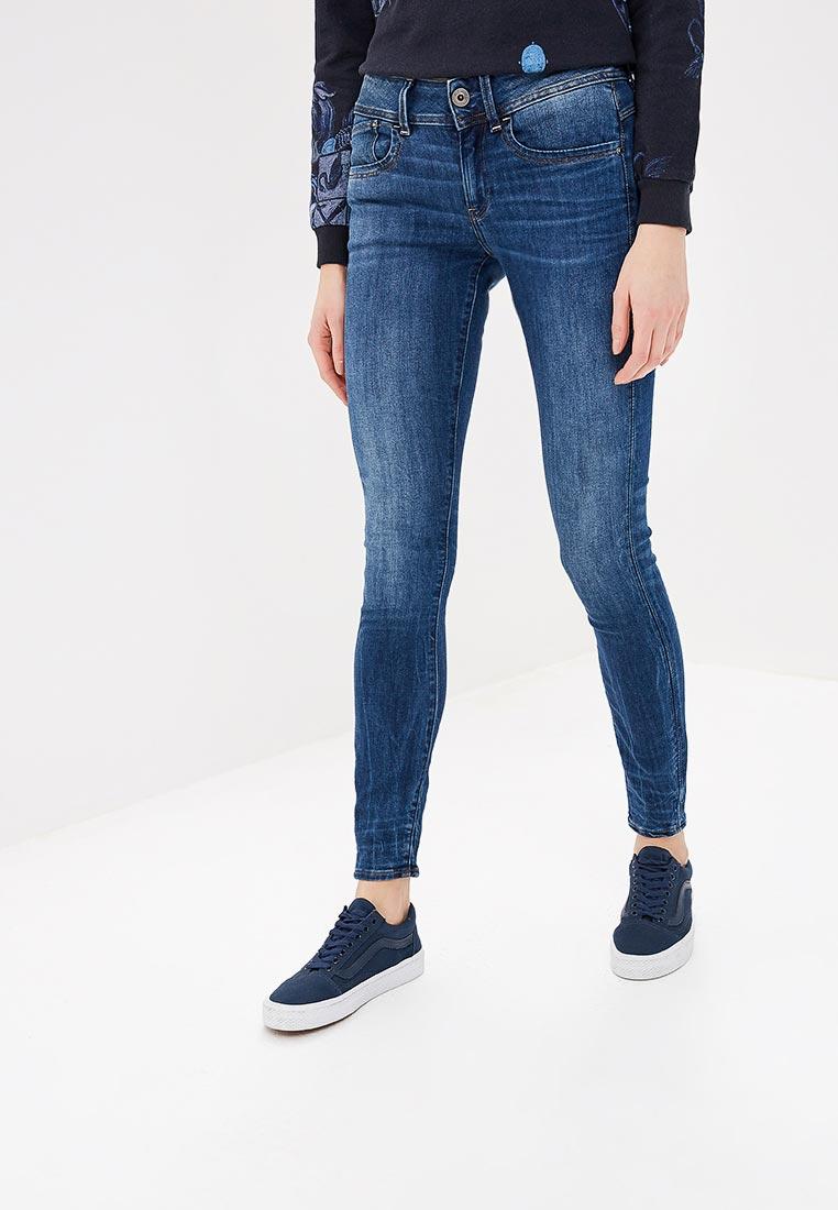 Зауженные джинсы G-Star D06746