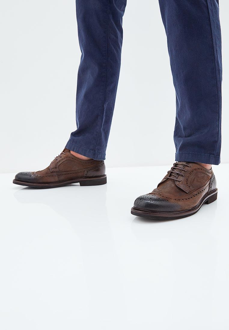 Мужские туфли Guido Grozzi 7028A-1C GG: изображение 10