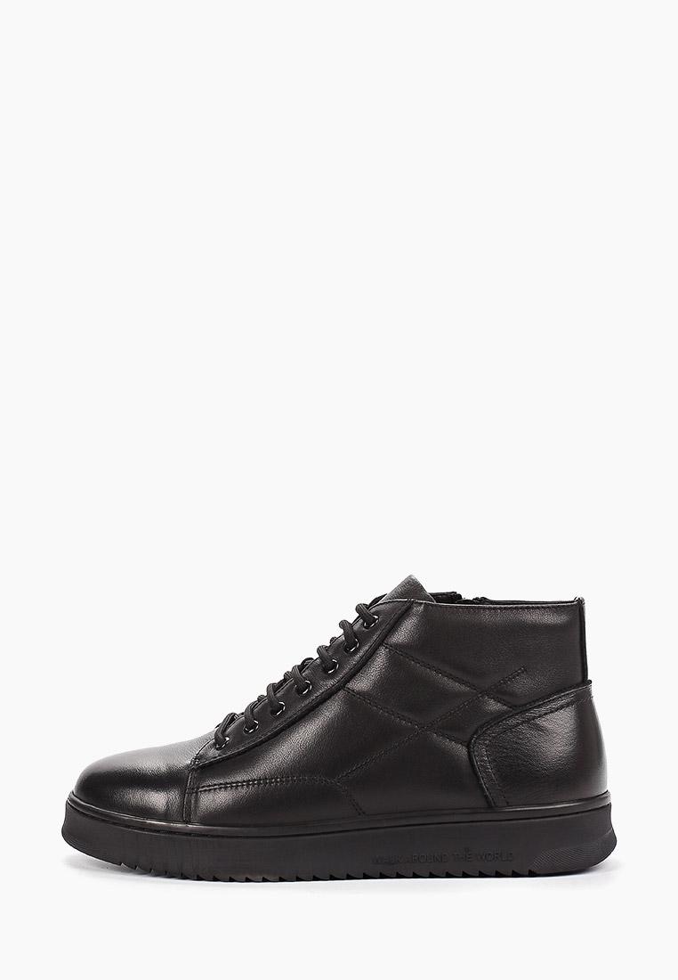 Мужские ботинки Guido Grozzi WL3008-2-301 GG