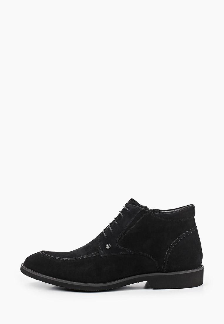 Мужские ботинки Guido Grozzi R15-7R-15-4H GG