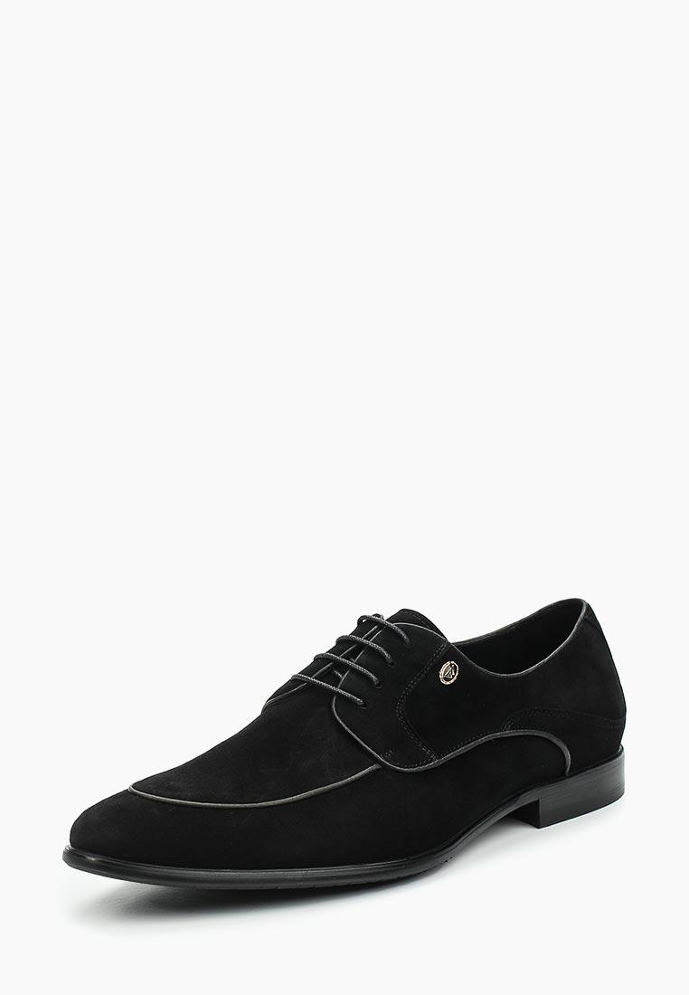 Мужские туфли Guido Grozzi KT835-07A1-113DK GG