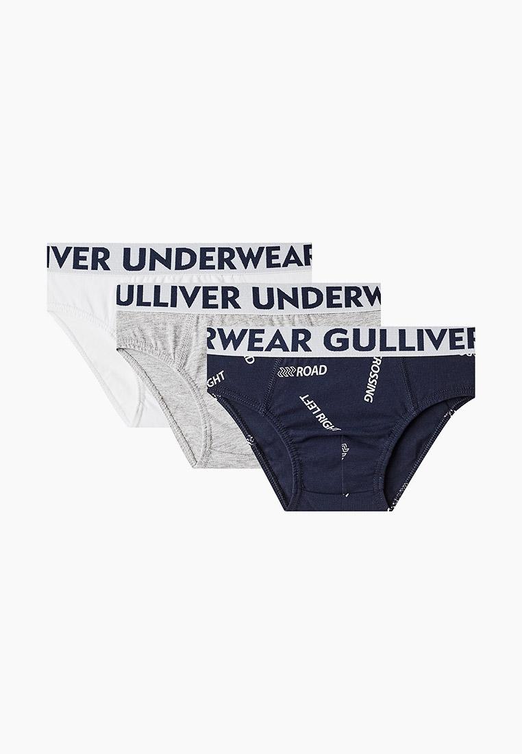 Трусы Gulliver Трусы 3 шт. Gulliver