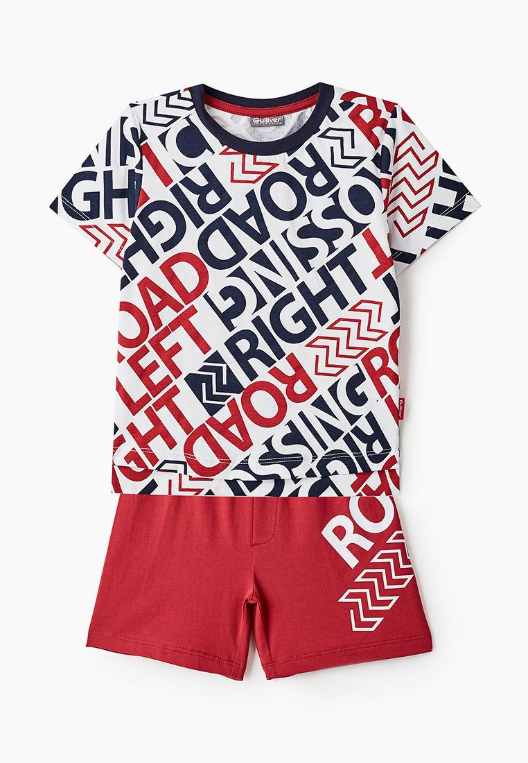 Пижамы для мальчиков Gulliver (Гулливер) 12100BC9701
