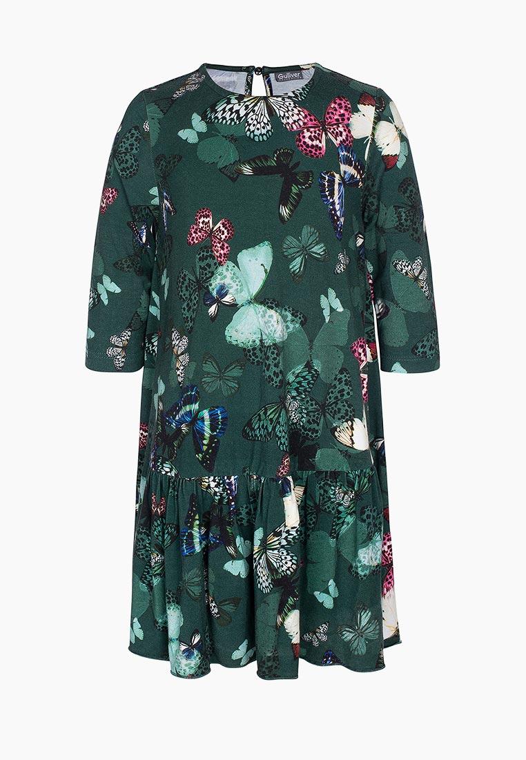Повседневное платье Gulliver 21801GMC5001