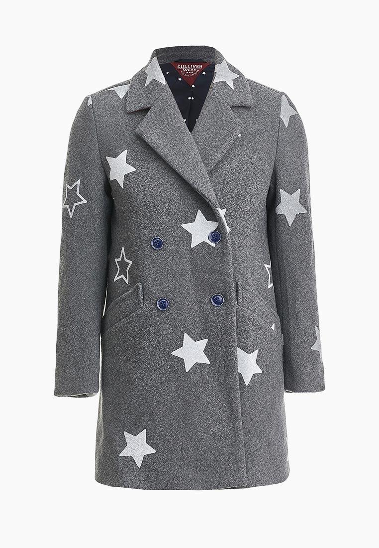 Пальто для девочек Gulliver (Гулливер) 21805GKC4501