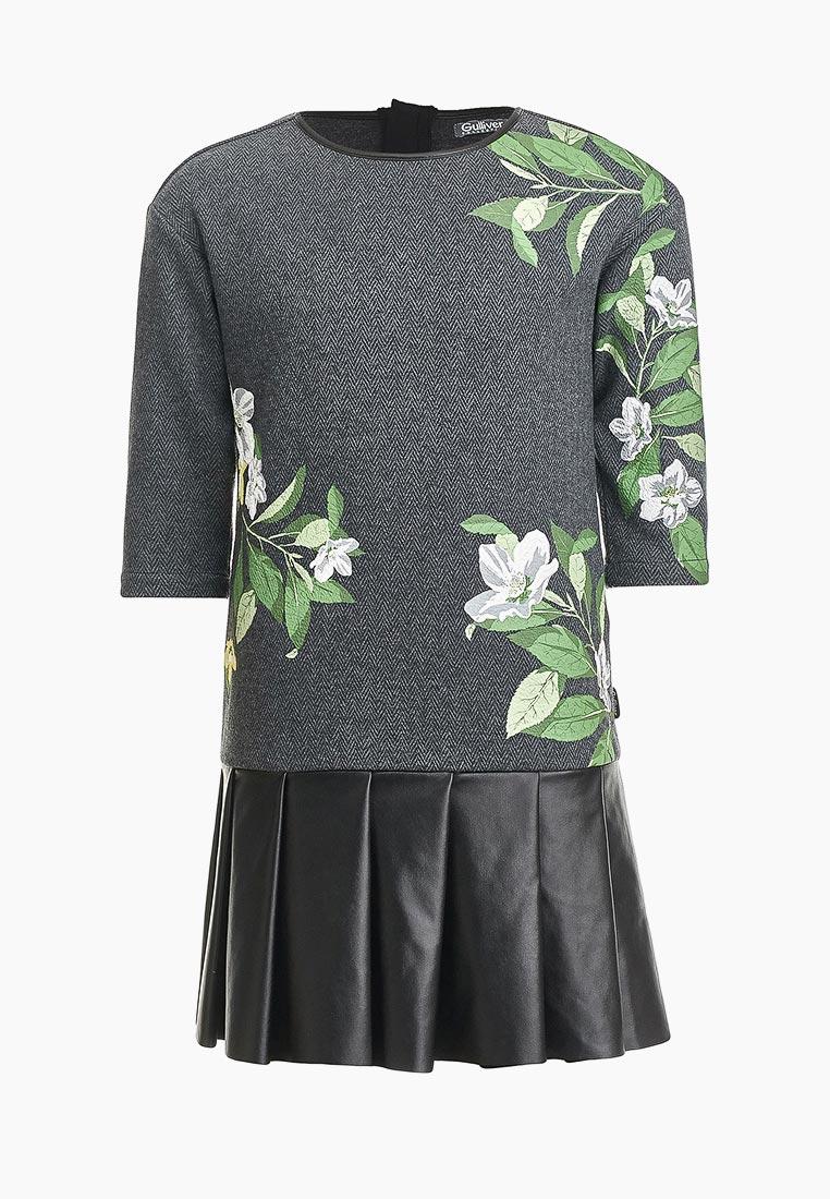 Повседневное платье Gulliver 21806GKC5002
