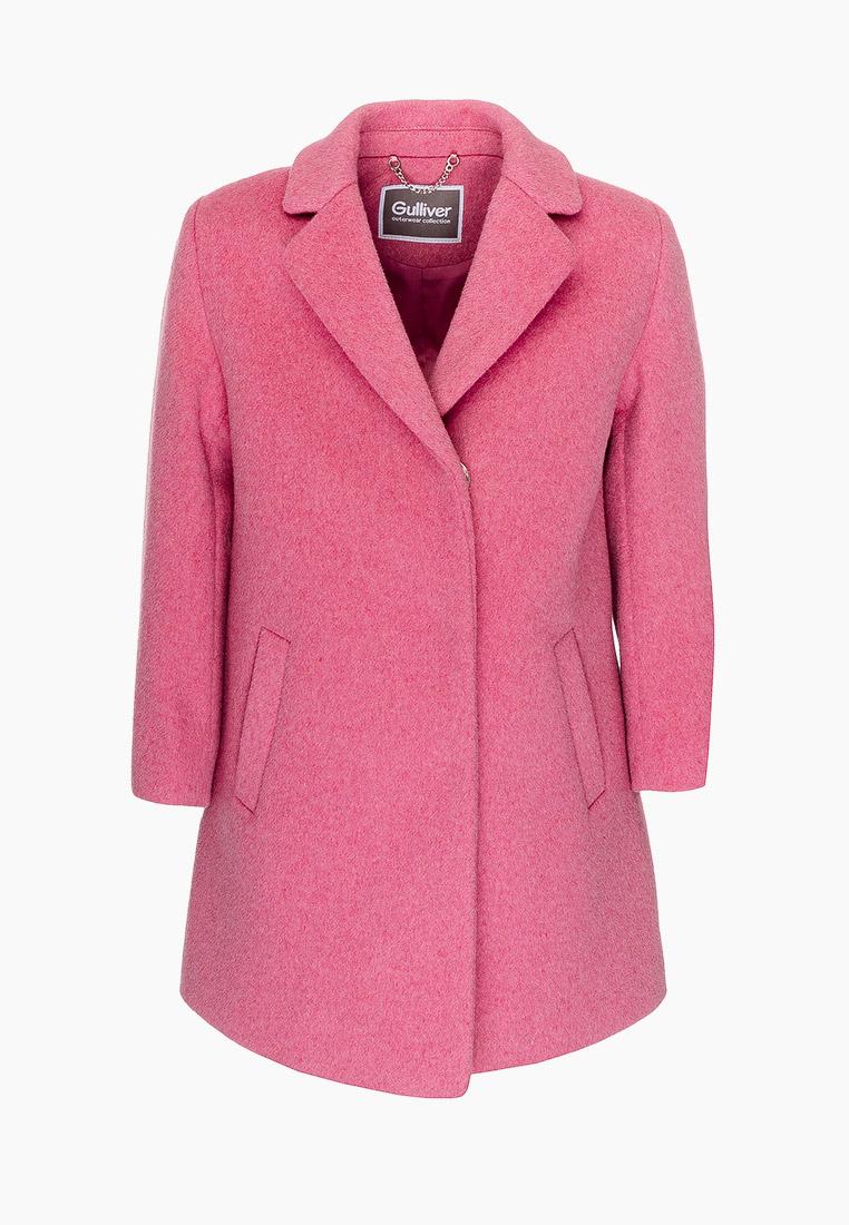 Пальто для девочек Gulliver (Гулливер) 21901GMC4501