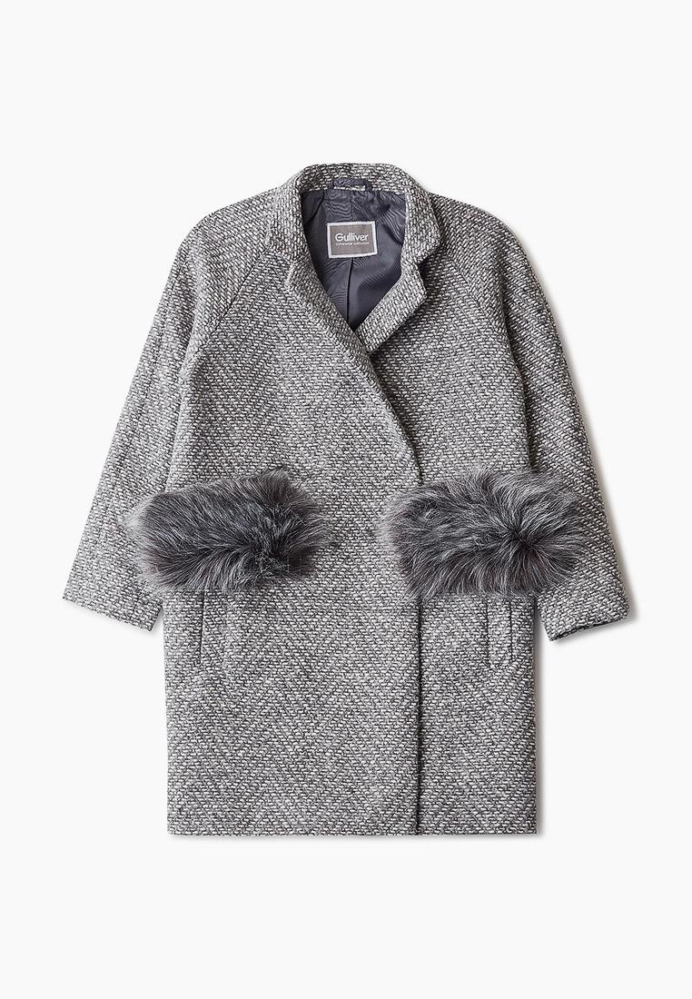 Пальто для девочек Gulliver (Гулливер) 21907GJC4502