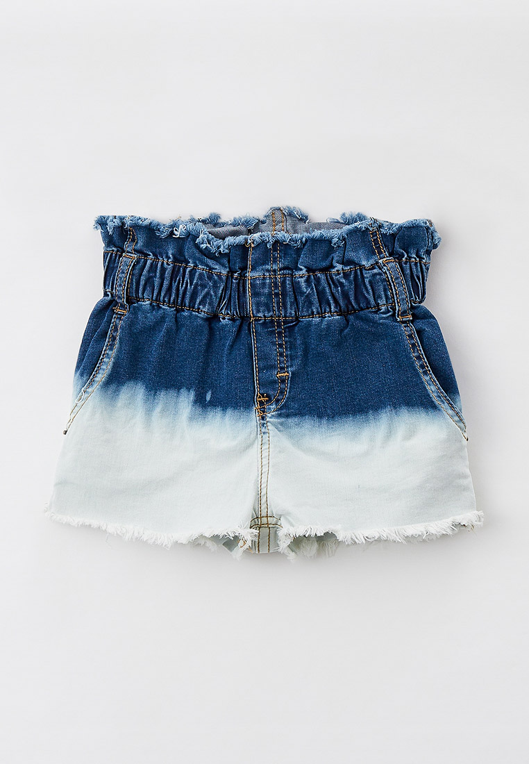 Шорты для девочек Gulliver Шорты джинсовые Gulliver