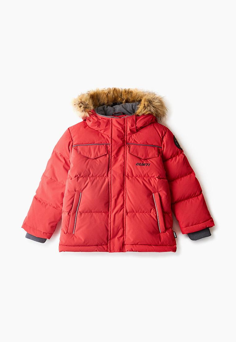 Куртка Gusti GW20BJ006-Red