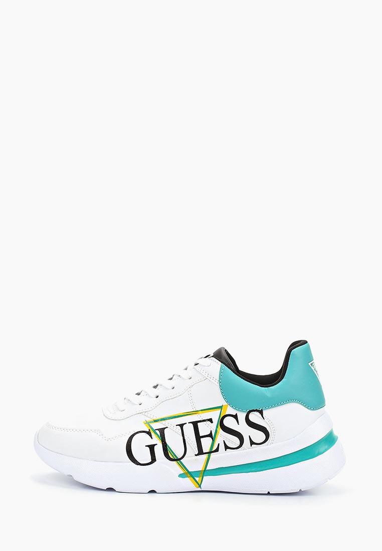 Женские кроссовки Guess (Гесс) FL5MIL ELE12