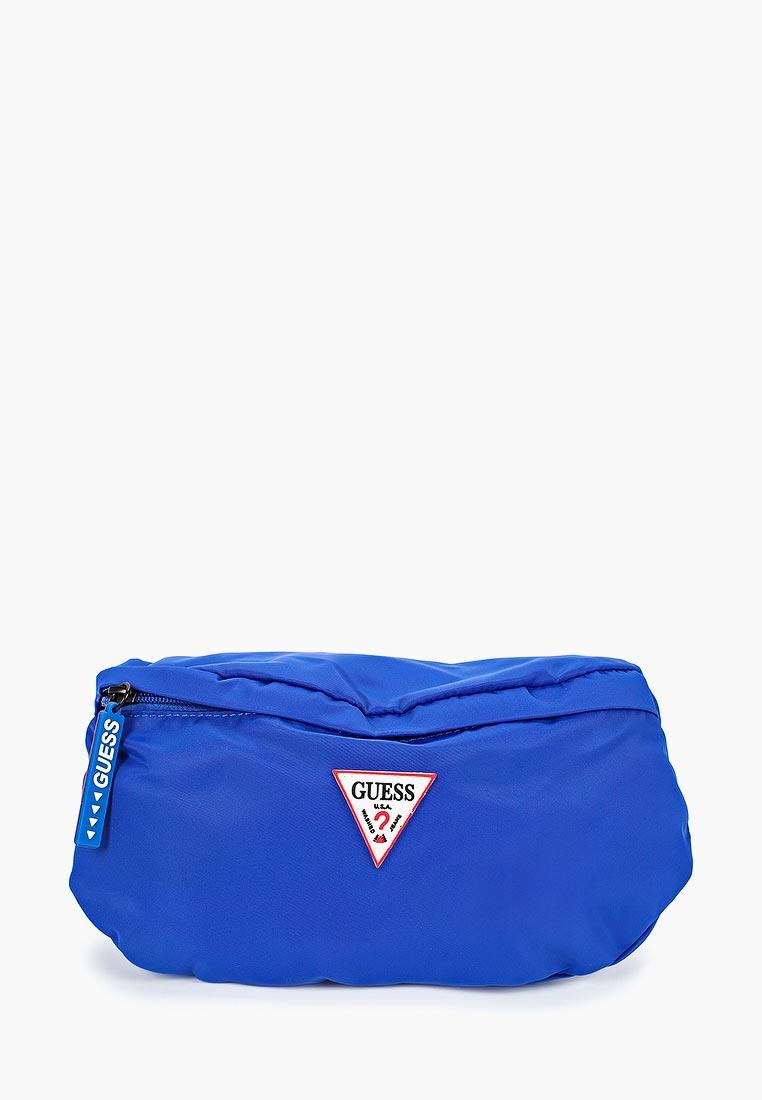Поясная сумка Guess (Гесс) HM6738 POL93