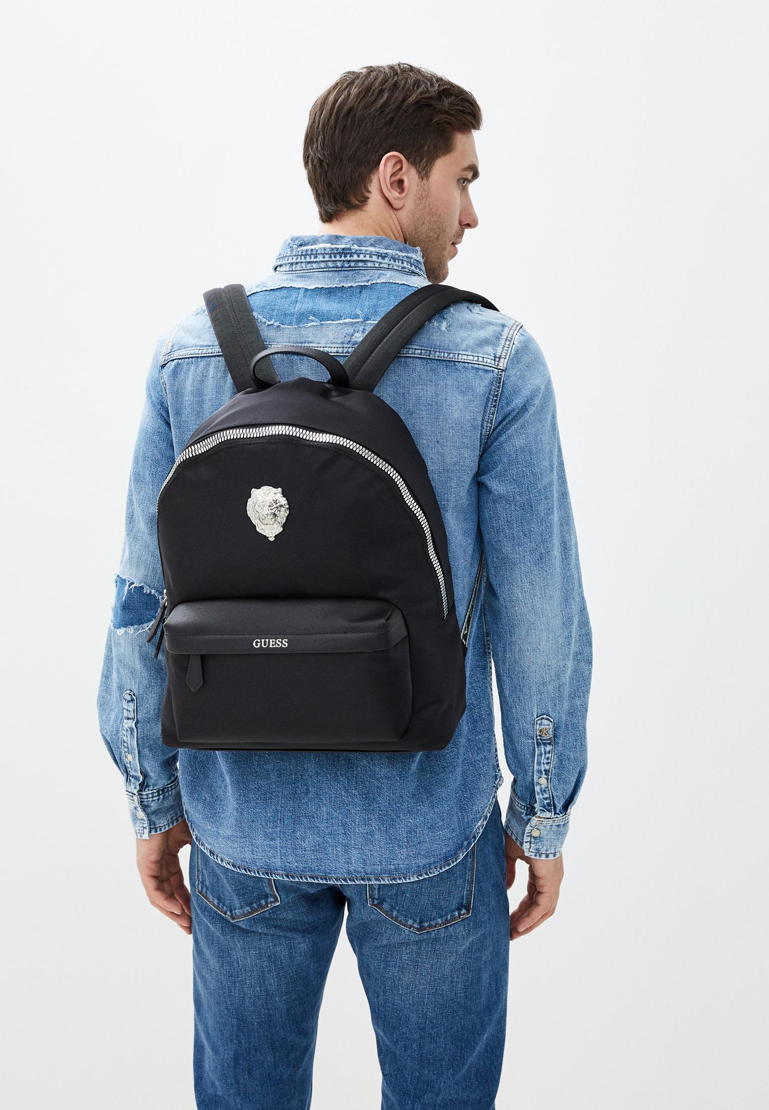 Городской рюкзак Guess (Гесс) HMKNGN P0205