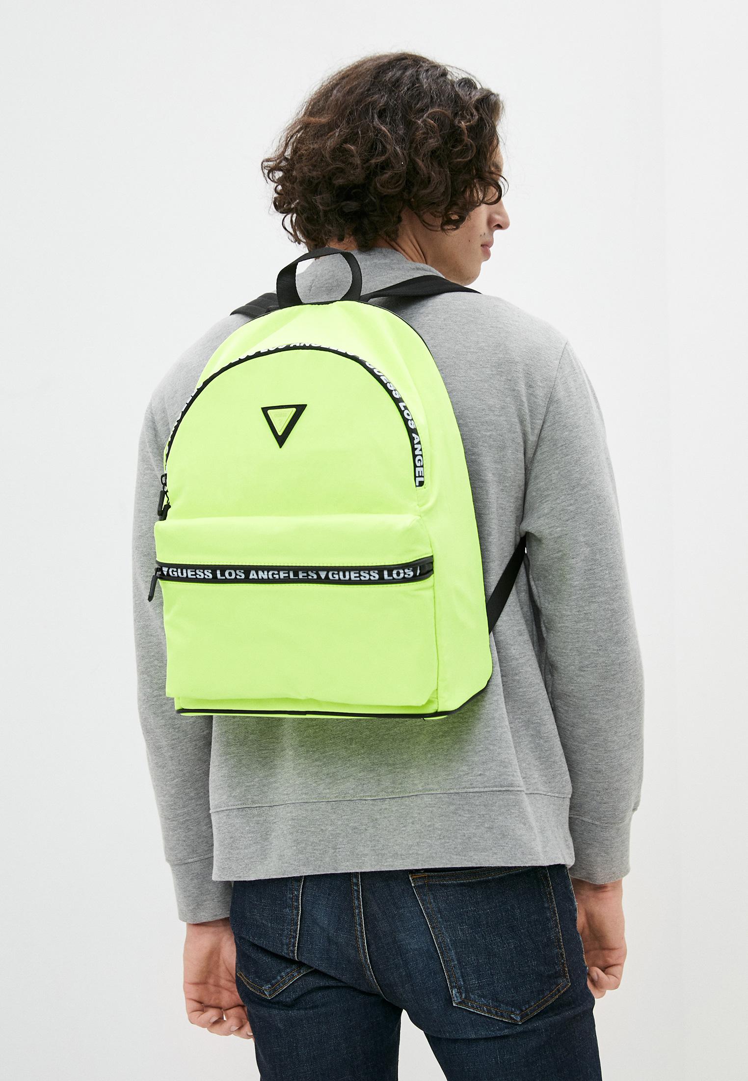 Городской рюкзак Guess (Гесс) HMQUSP P1205: изображение 4
