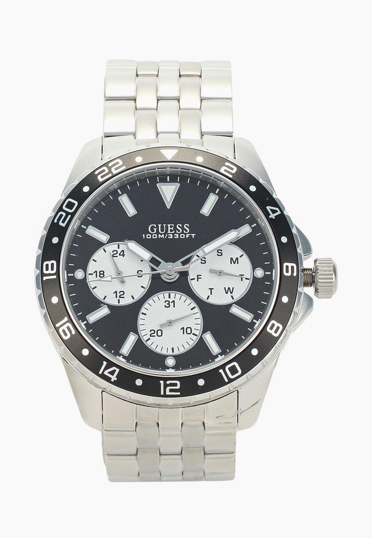 Мужские часы Guess (Гесс) W1107G1