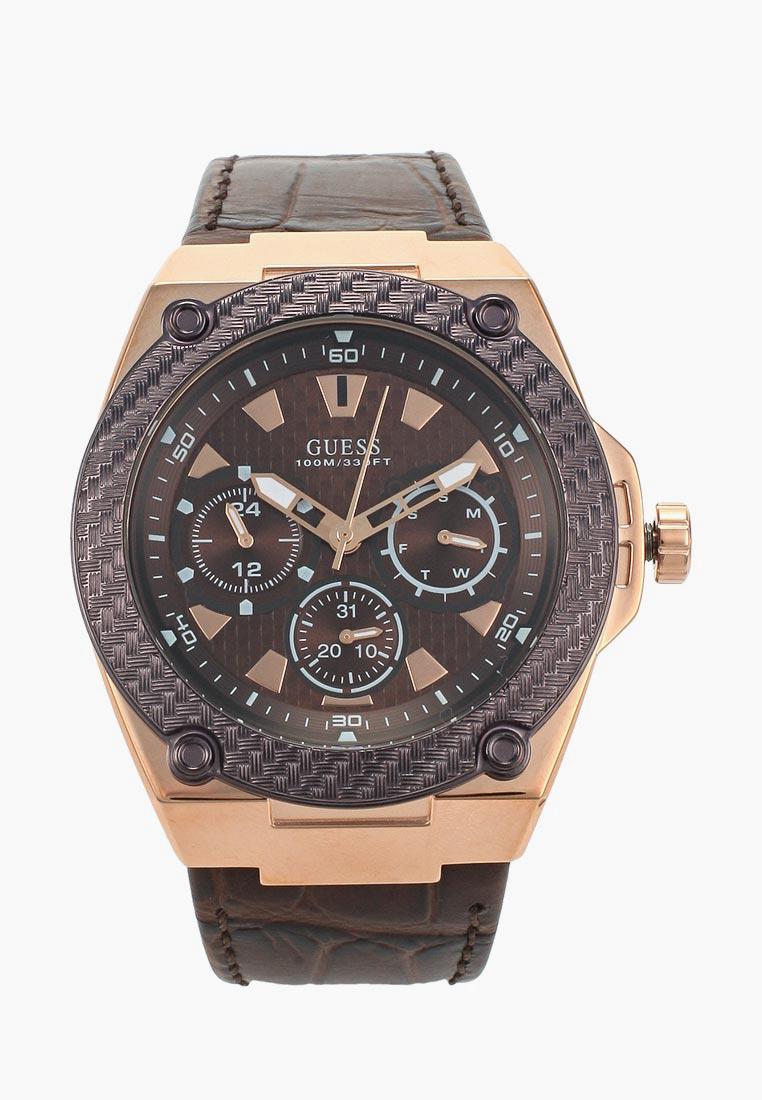 Мужские часы Guess (Гесс) W1058G2