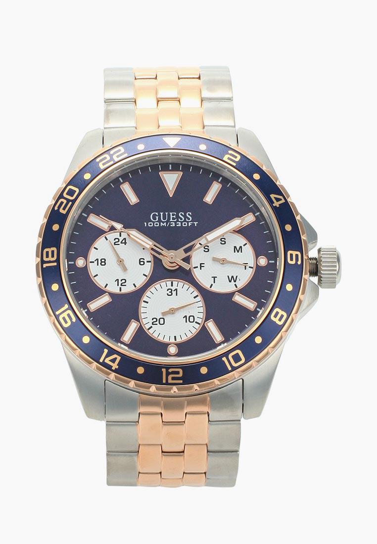 Мужские часы Guess (Гесс) W1107G3